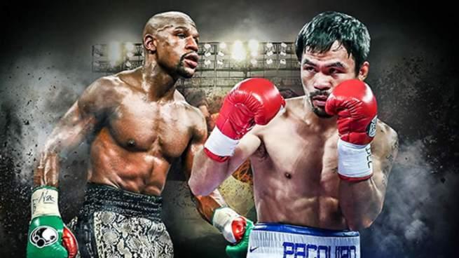 FANATICOsports-Mayweather-Pacquiao el combate mas caro de la historia