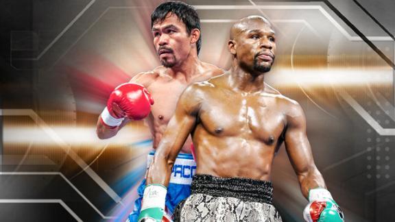 FANATICOsports-Mayweather-Pacquiao el combate mas esperado 2015