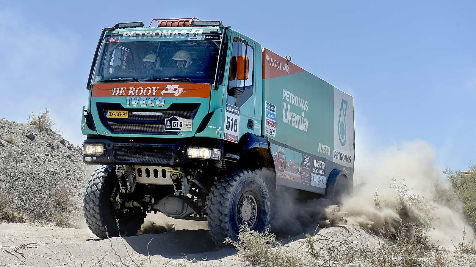 Rally Dakar 2015 Fanatico Sports