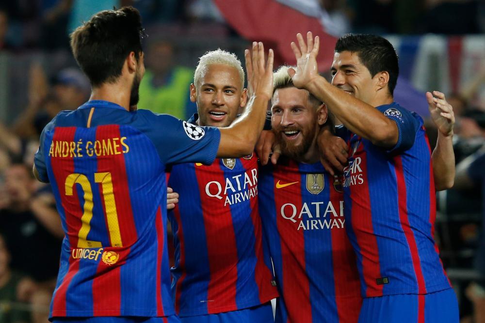 Fanaticosports-sorteo de champions League 2016-17