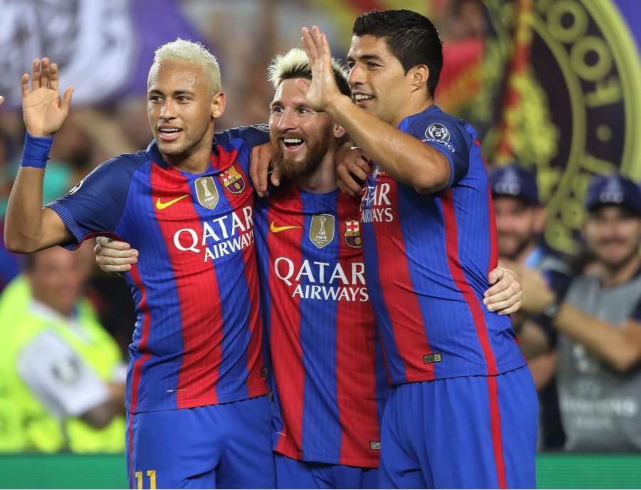 Fanaticosports - Renovacion de contrato de Leonal Messi con el Barcelona