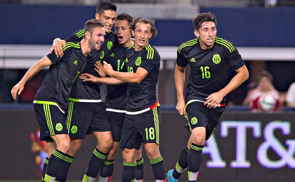 FanaticoSports - Mexico sigue invicto en el hexagonal de Concacaf rumbo a Rusia